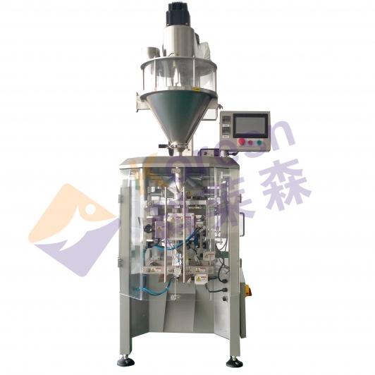 粉剂包装机自动化发展中不可或缺的一个角色