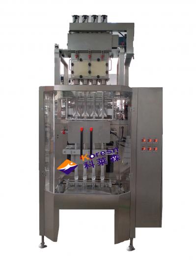 全自动泡脚粉包装机为中药质量保障